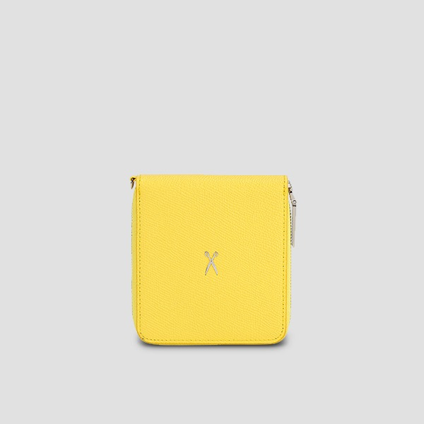 Easypass OZ Wallet Bolt With Chain Lemon