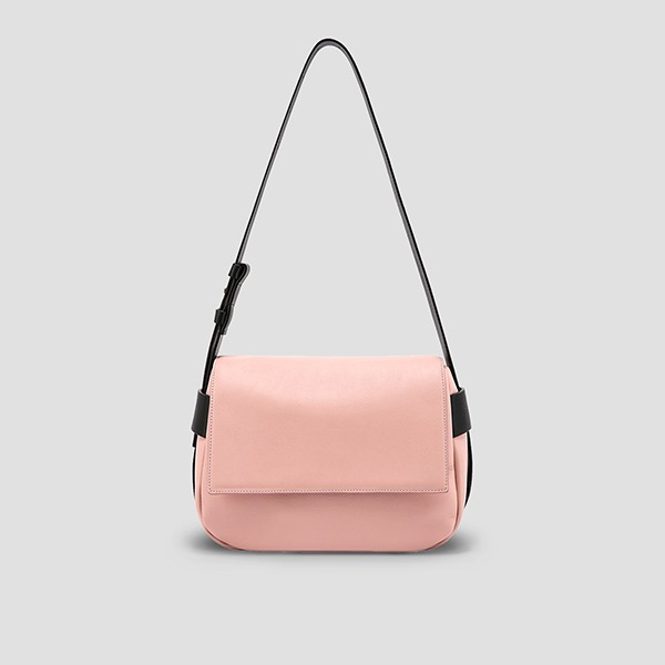 Luna Bubble Cross Bag Mellow Rose
