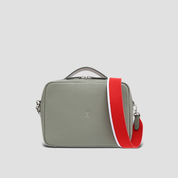 OZ Square Bag Gravity Grey