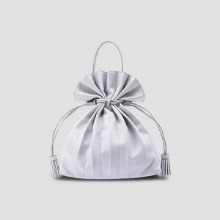 Lucky Pleats Crossbag M Light Purple